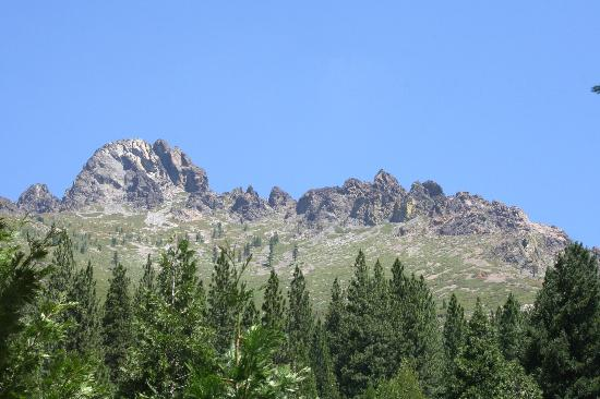 Sierra City, CA: Sierra Buttes