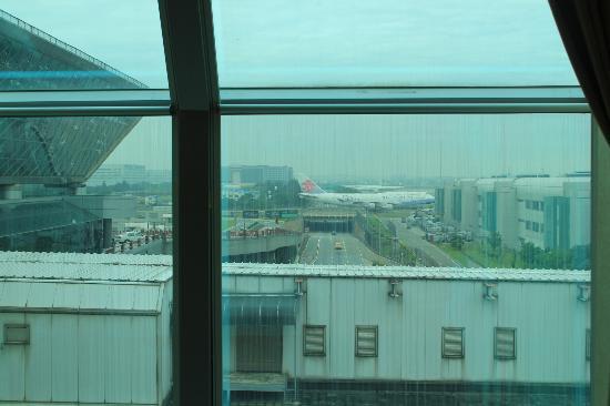 Evergreen Transit Hotel : お部屋からの眺め