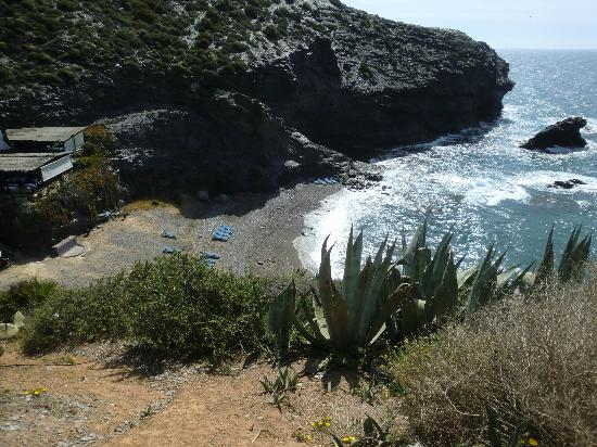Villas La Manga: Blick zum Strand