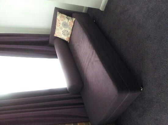 Premier Inn Kidderminster Hotel: Comfy