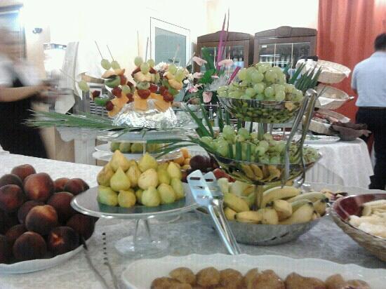 Hotel Caesar Paladium: buffet di frutta