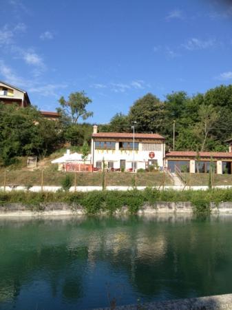 Monzambano, Ιταλία: taverna del conte