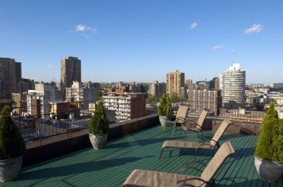 Roof Top Terrasse - Picture of L'Appartement Hotel ...