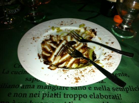 Trattoria Pizzeria Voscenza: Mhmmmm