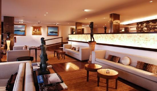 El Casco Art Hotel: Lobby