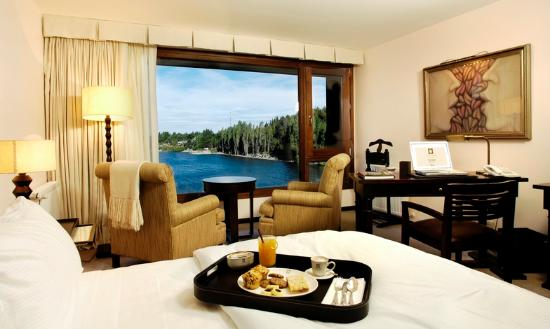 El Casco Art Hotel : Lakeview Room