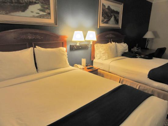 Holiday Inn Express & Suites: Beds