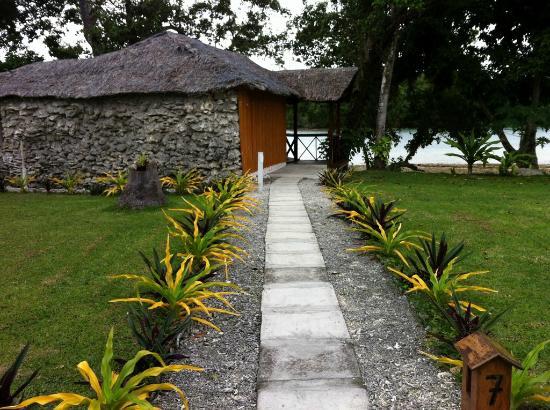 Oyster Island Resort: Deluxe bungalow
