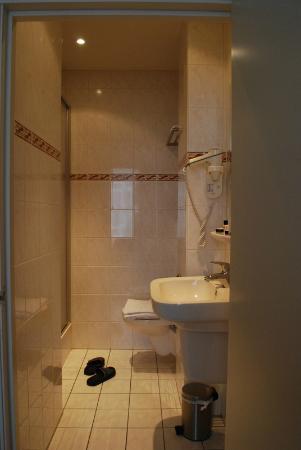 Nicolaas Witsen Hotel: bagno della camera