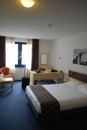 Hotel Rotterdam: Camera