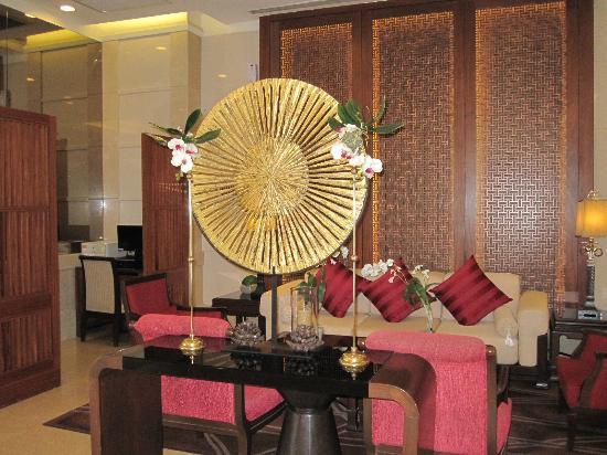 Centre Point Hotel Silom: Lobby detail 02