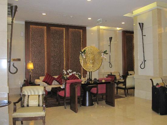 Centre Point Hotel Silom: Lobby detail 01