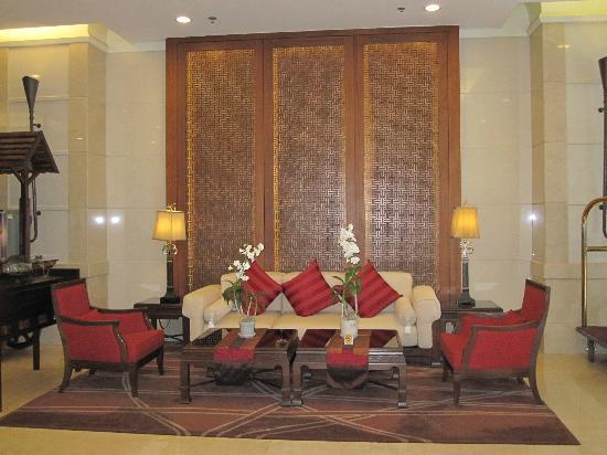Centre Point Hotel Silom: Lobby detail 03