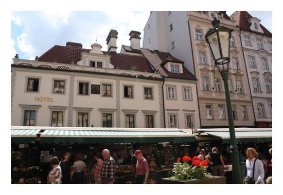 Prague golden age praha arvostelut sek hintavertailu for Design hotel jewel prague tripadvisor