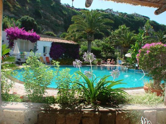 Semiramis Hotel de Charme Ischia: Piscina