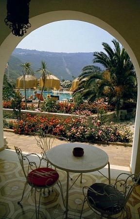 Semiramis Hotel de Charme Ischia: Terrazzo-Classic