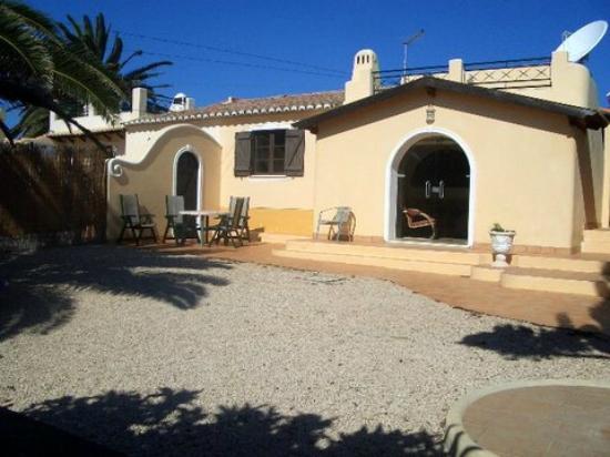Bungalow 1001 Nights Nature Beach Resort Quinta Al Gharb Algarve