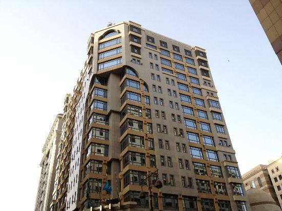 Leader Al Muna Kareem Hotel: Great looks