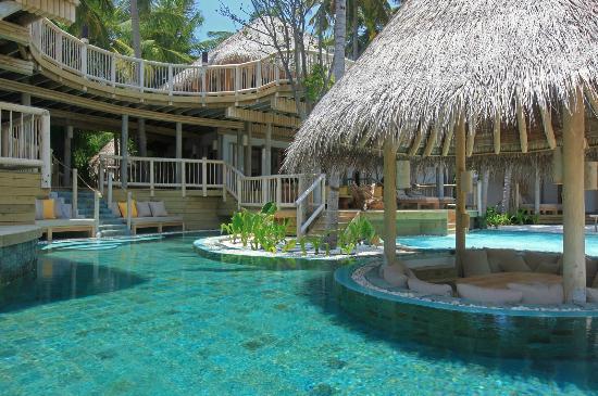 Soneva Fushi Resort: Private Pool at Soneva Fushi