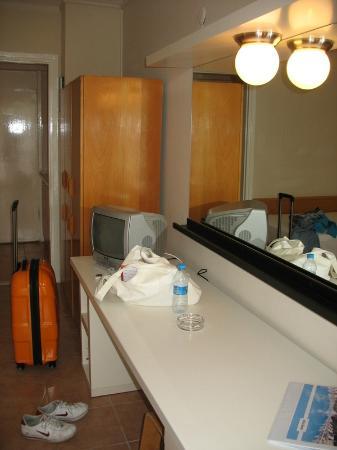 Golden Gate Apart Hotel: Zimmer