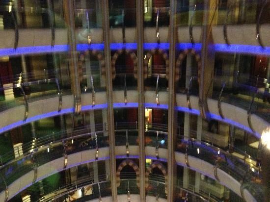 Leader Al Muna Kareem Hotel: A look from our hallway