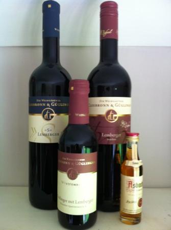 Top Herzogskelter Heilbronn: fantastic local wine