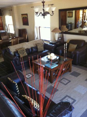 Harrison's House: living room