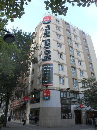 Ibis Paris Avenue d'Italie 13eme: The hotel