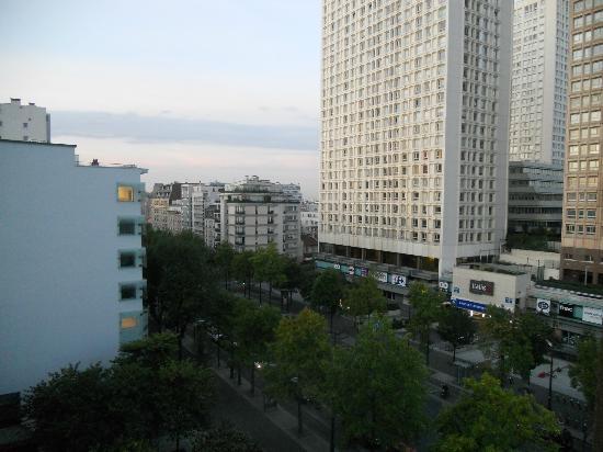 Ibis Paris Avenue d'Italie 13eme: View from Room