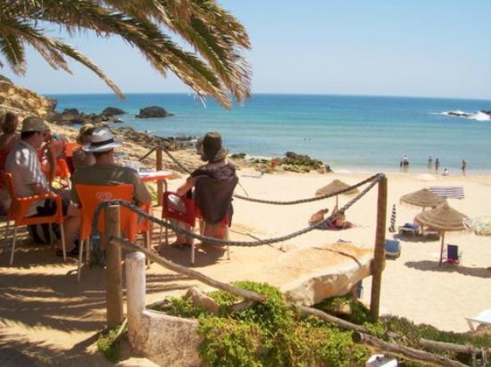 Nature Beach Resort Quinta Al Gharb: Cool down Praia da Ingrina Beach Raposeira Vila do Bispo Algarve