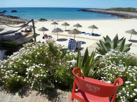 Nature Beach Resort Quinta Al Gharb: Praia da Ingrina Beach Raposeira Vila do Bispo Algarve Portugal