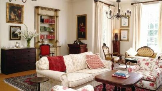 Highlands Country House: Lounge