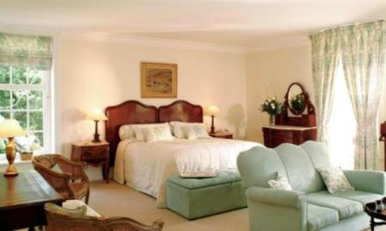 Highlands Country House: Luxury Room