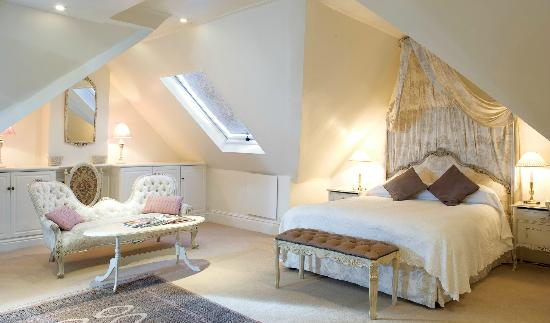Highlands Country House: Loft Room