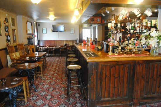 The Beaufort Arms: The Main Bar