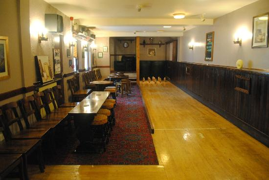 The Beaufort Arms: The Skittle Alley/Function Room