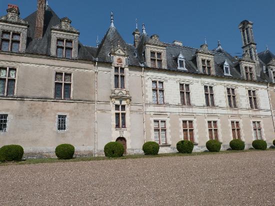 Chateau et Parc de Beauregard: Façade du Château de Beauregard