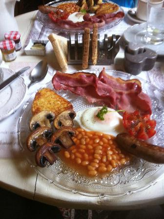 Brighton Marina House Hotel : Breakfast to die for