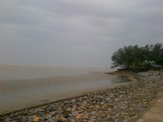 Balasore, Indien: BEACH BY DAY