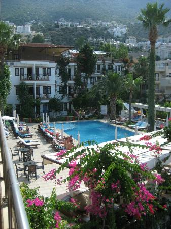 Samira Exclusive Hotel & Apartments : Pool area
