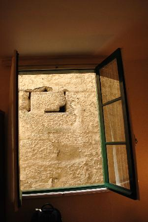 Hotel Peninsular: The window of my room