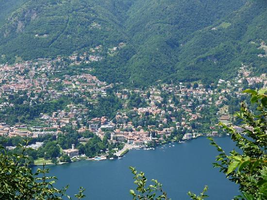 Funicolare Como-Brunate: view 2