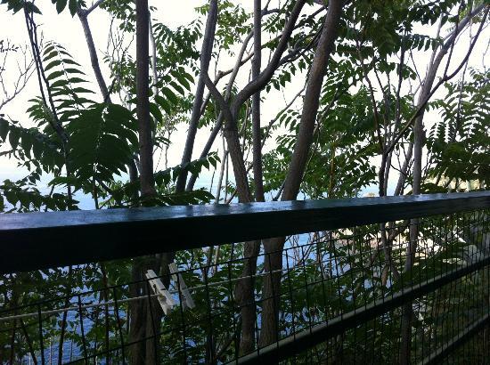Hotel Lumihe: Meerblick von Balkon mit Meerblick