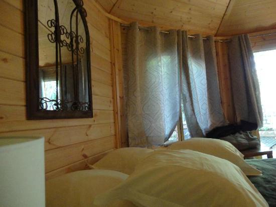 Hostellerie Normande : la chambre