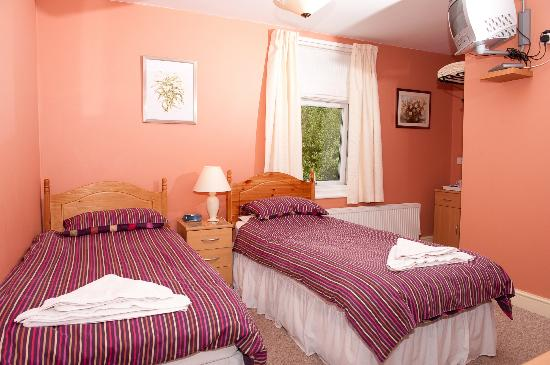 Holbrook Bed & Breakfast: Twin Room