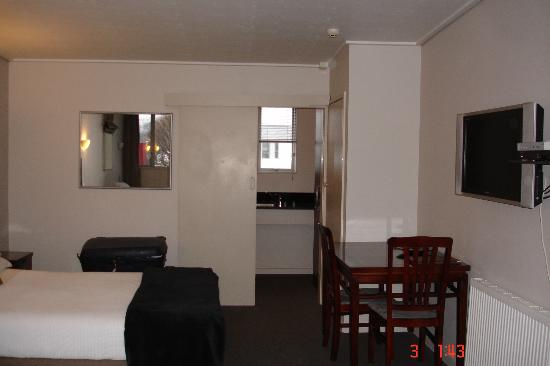 City Central Motel Apartments: Well refurbished