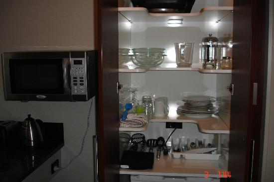 City Central Motel Apartments: Kitchen facilities