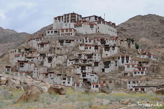 Chemre Gompa Monastery: Chemre Gompa, Ladakh