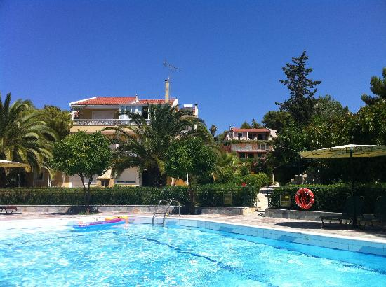 San Lorenzo Residence Apartment Reviews Photos Lassi Greece Tripadvisor
