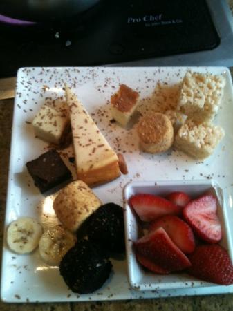 The Melting Pot: Dessert Course